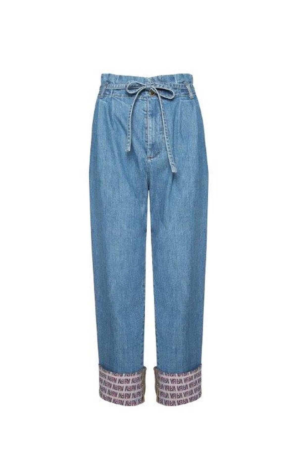 Denim trousers Roberto Verino
