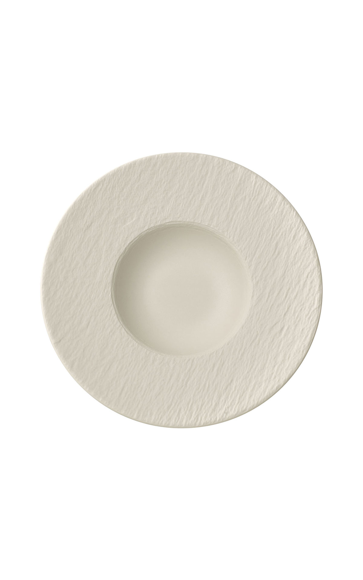 Villeroy and Boch Manufacture blanc deep Plate  from Bicester Village
