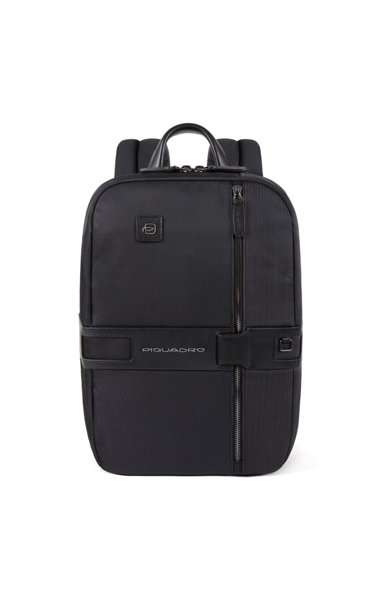Black backpack Piquadro