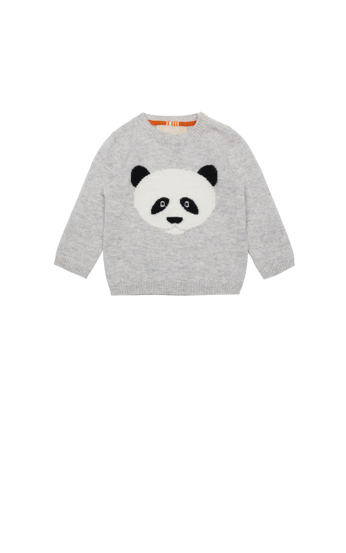The White Company  Panda cashmere jumper from Bicester Village