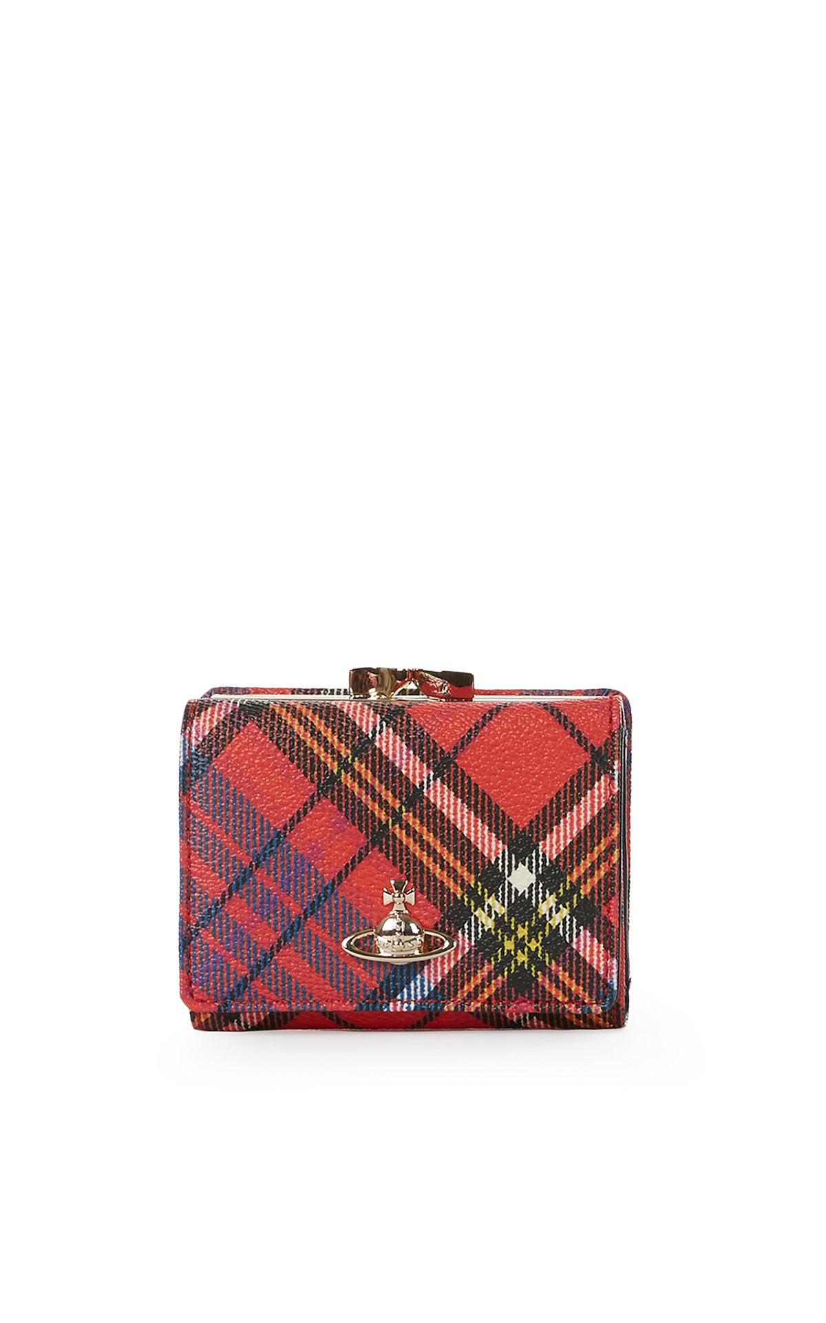 Vivienne Westwood Derby small frame purse from Bicester Village