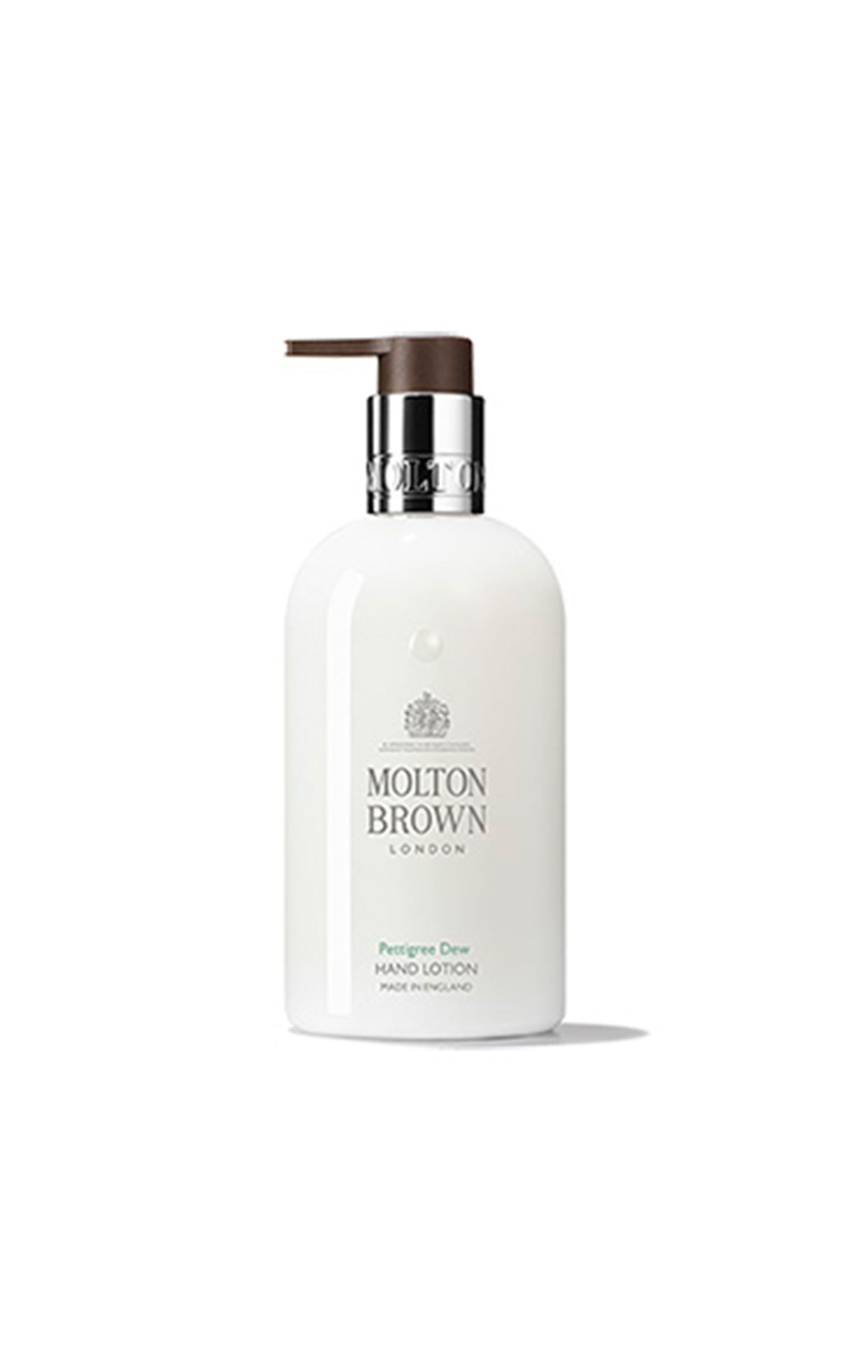 Molton Brown Pettigree Dew hand lotion 300ml from Bicester Village