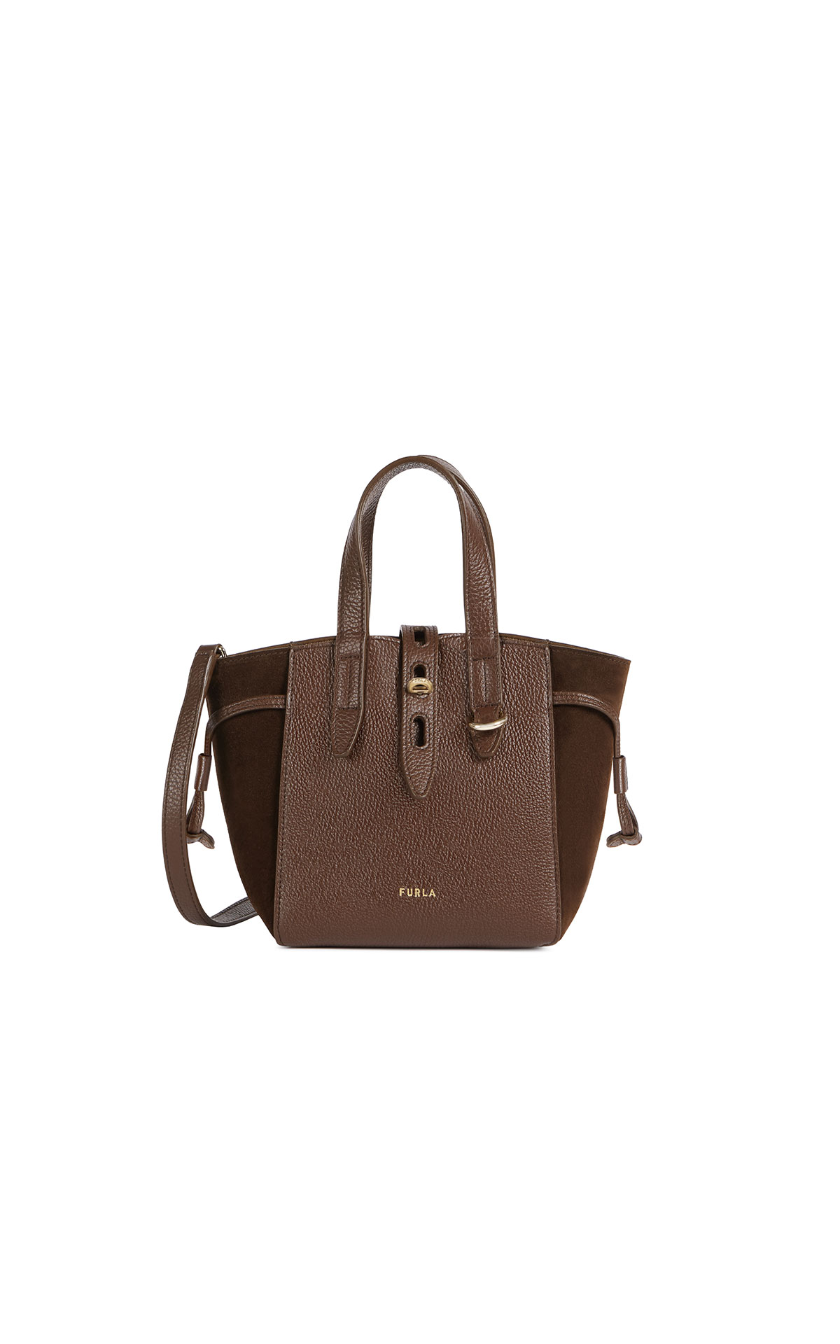 Furla net mini tote at the Bicester Village Shopping Collection