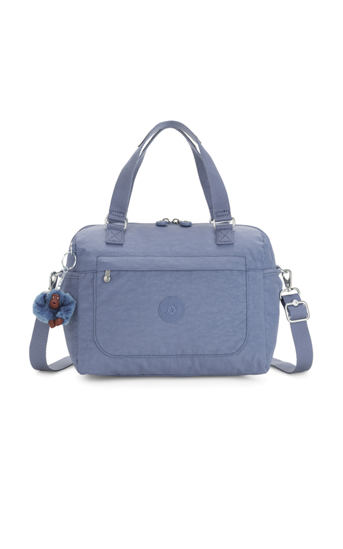 Blue backpack Kipling