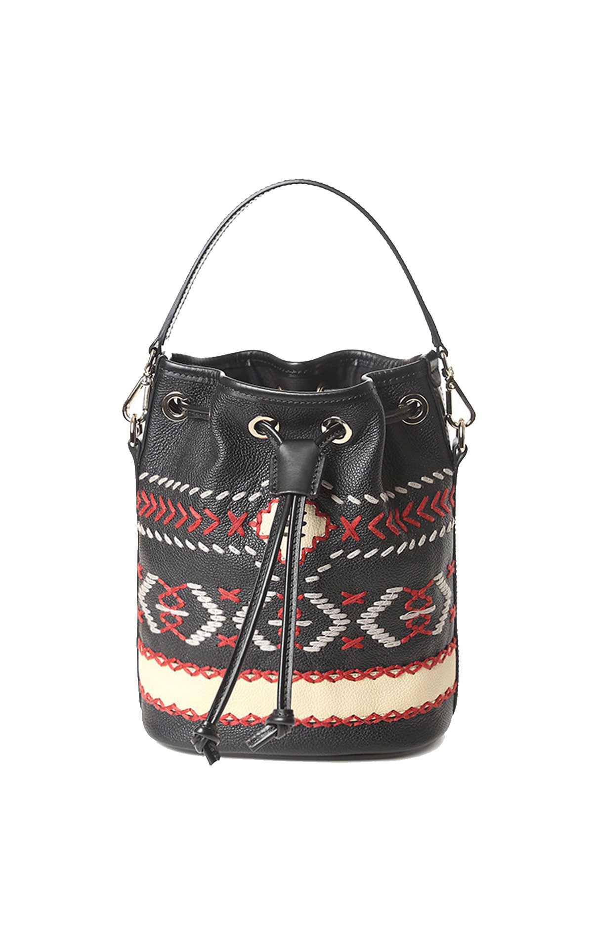 Printed bucket bag Etro