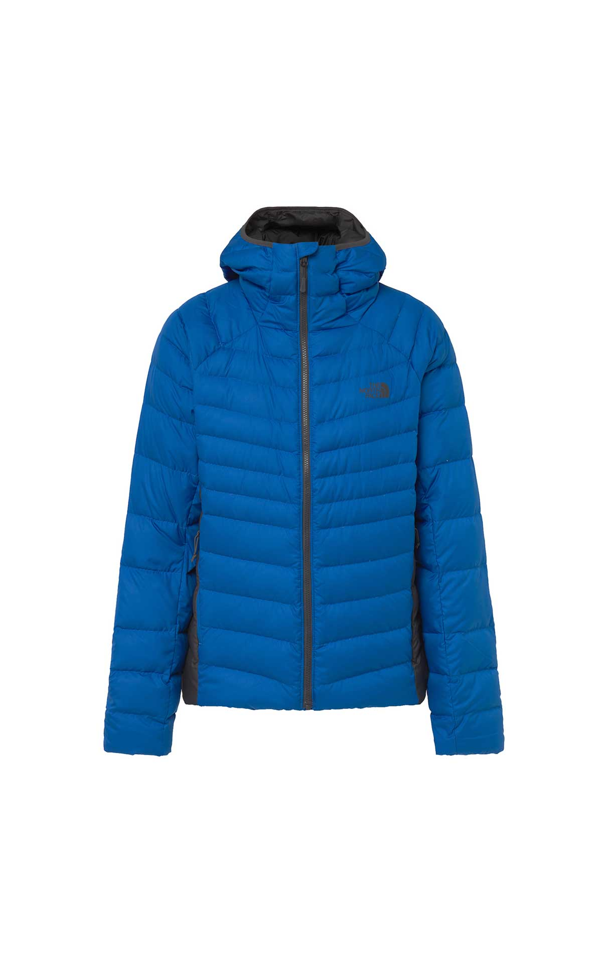 Blue man puffer jacket The North Face