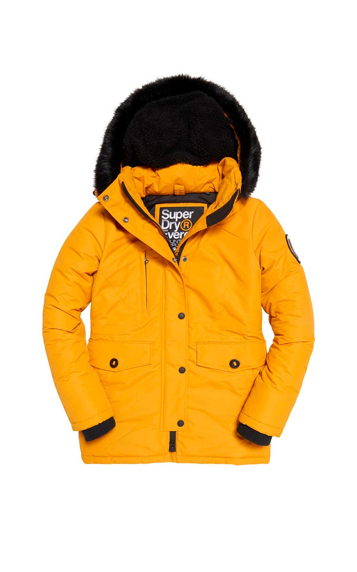 Yellow jacket Superdry
