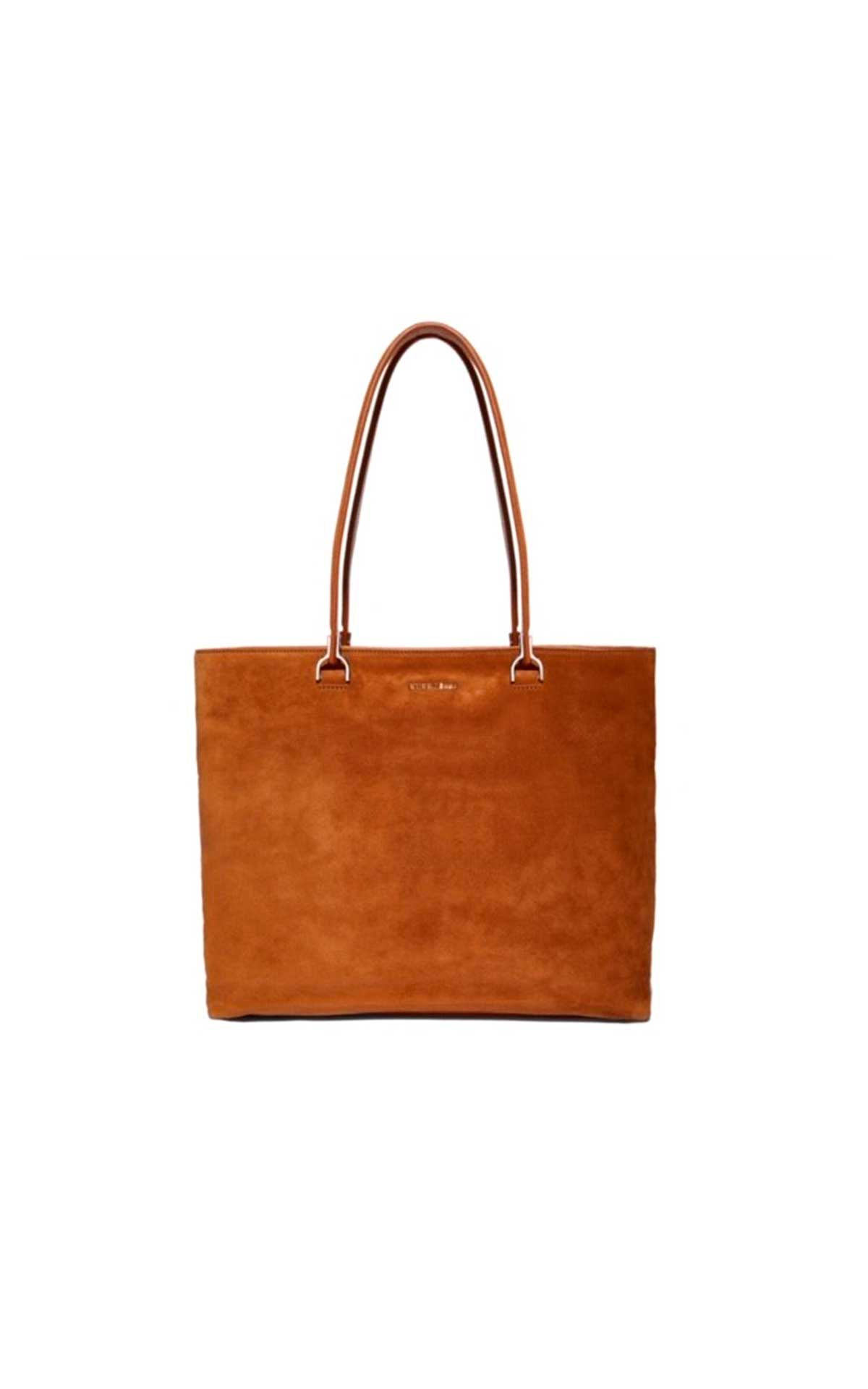 Brown handbag Coccinelle