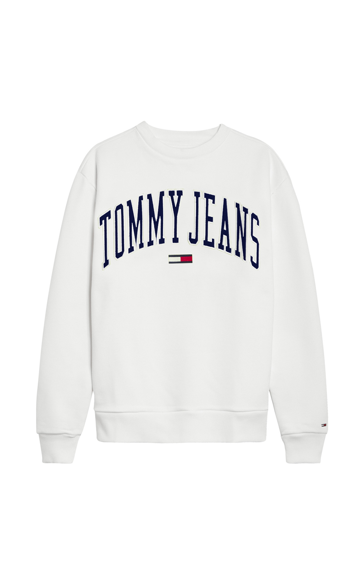 Tommy Hilfiger heavyweight knits at The Bicester Village Shopping Collection