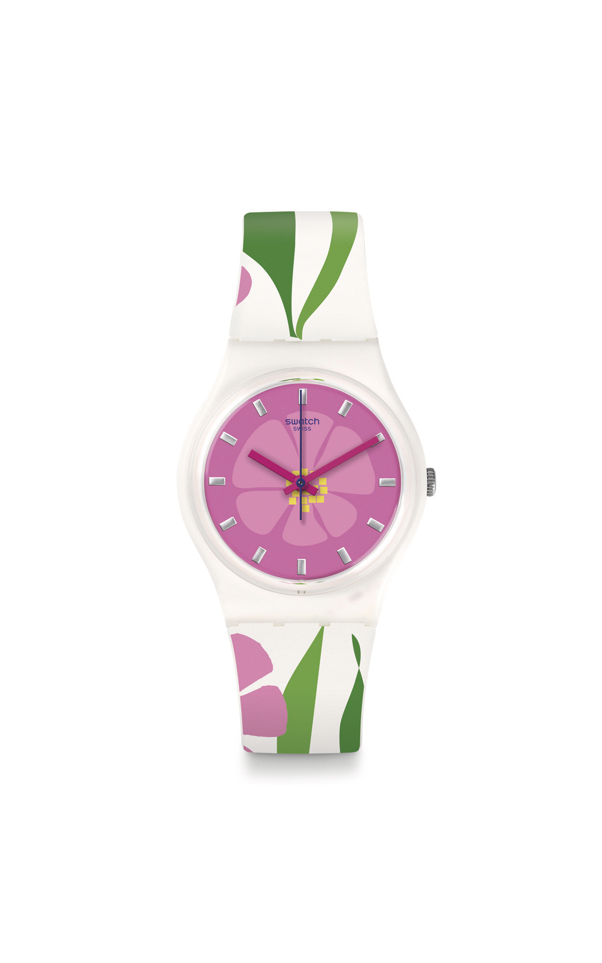 Printed watch Swatch