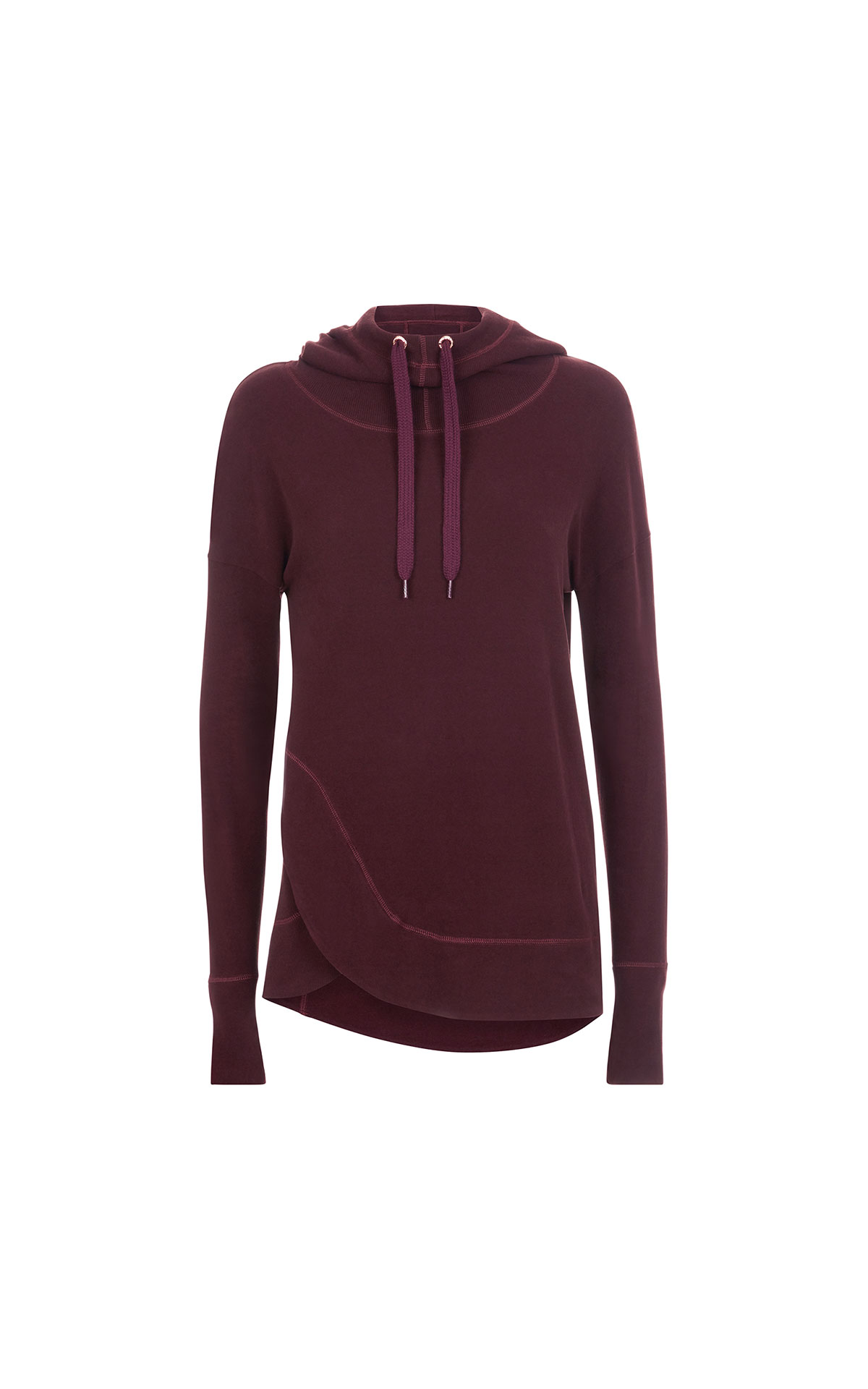 Sweaty Betty Escape luxe hoody from Bicester Village