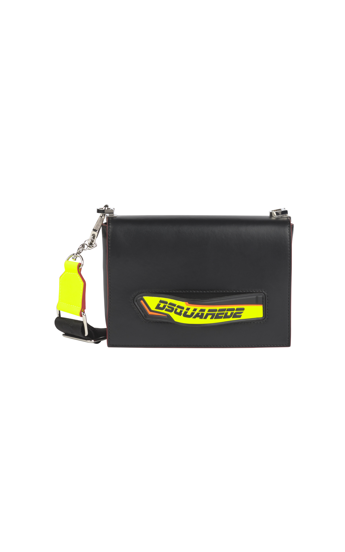 Black and phosphorite bag Dsquared2