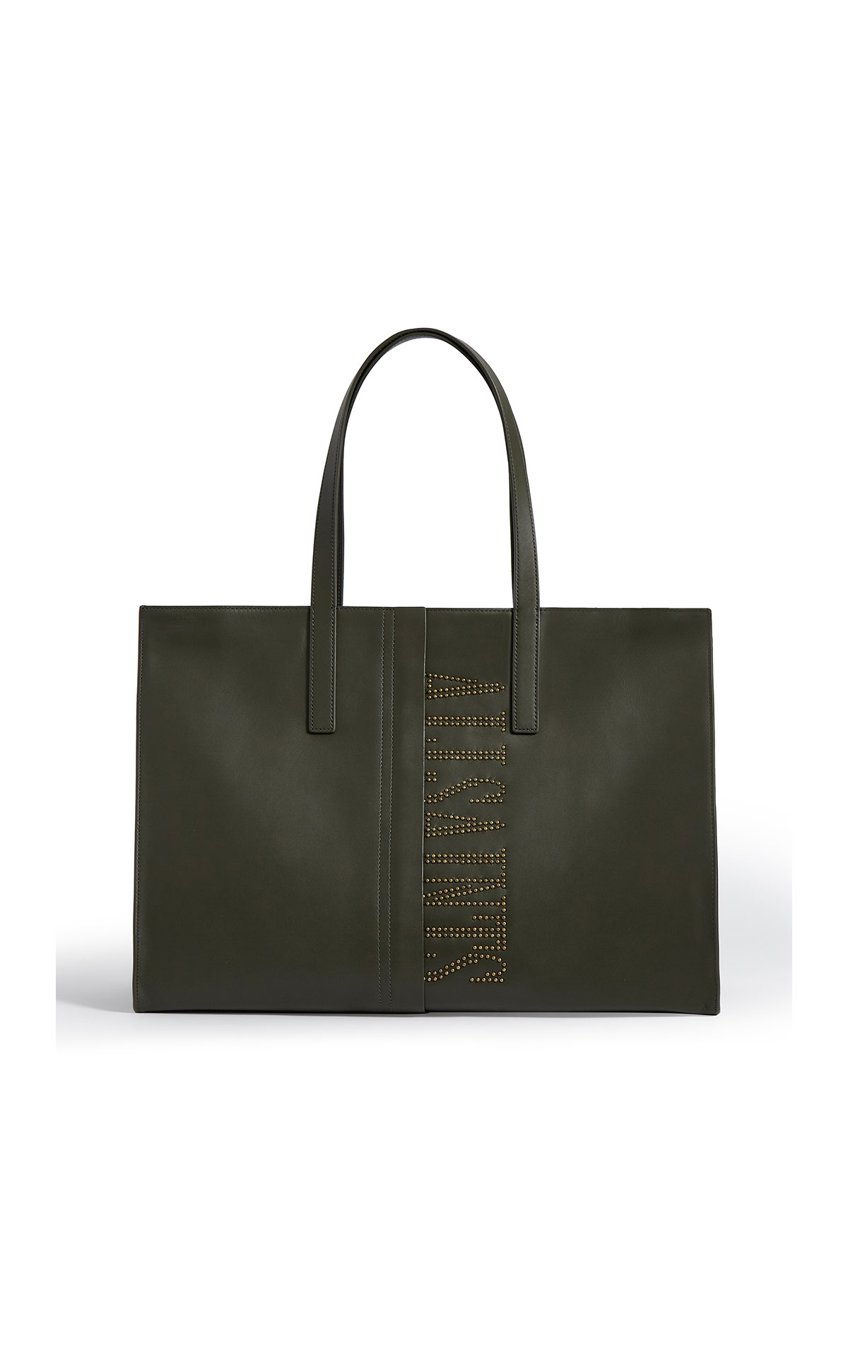 AllSaints Nina stud e/w tote bag from Bicester Village