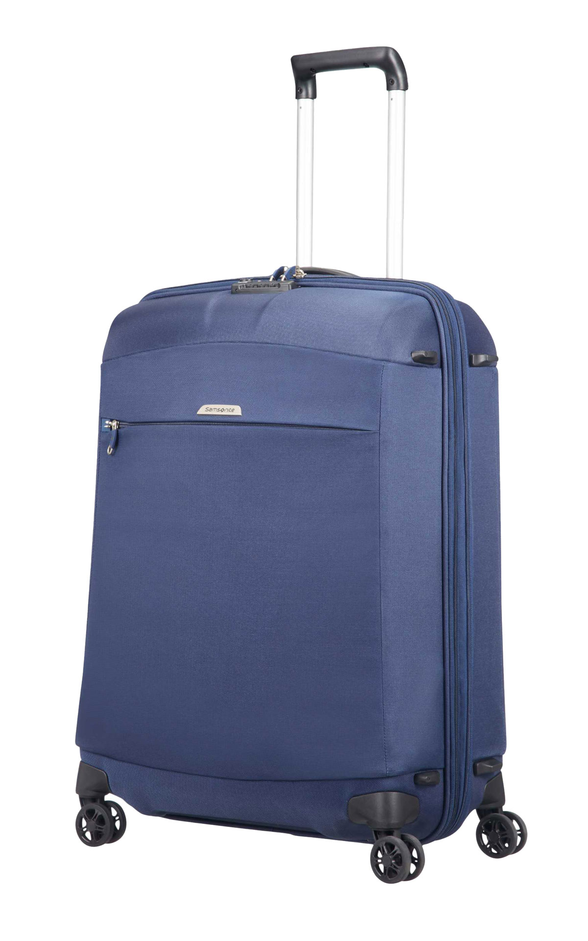 Maleta blava Cross-Jet Samsonite
