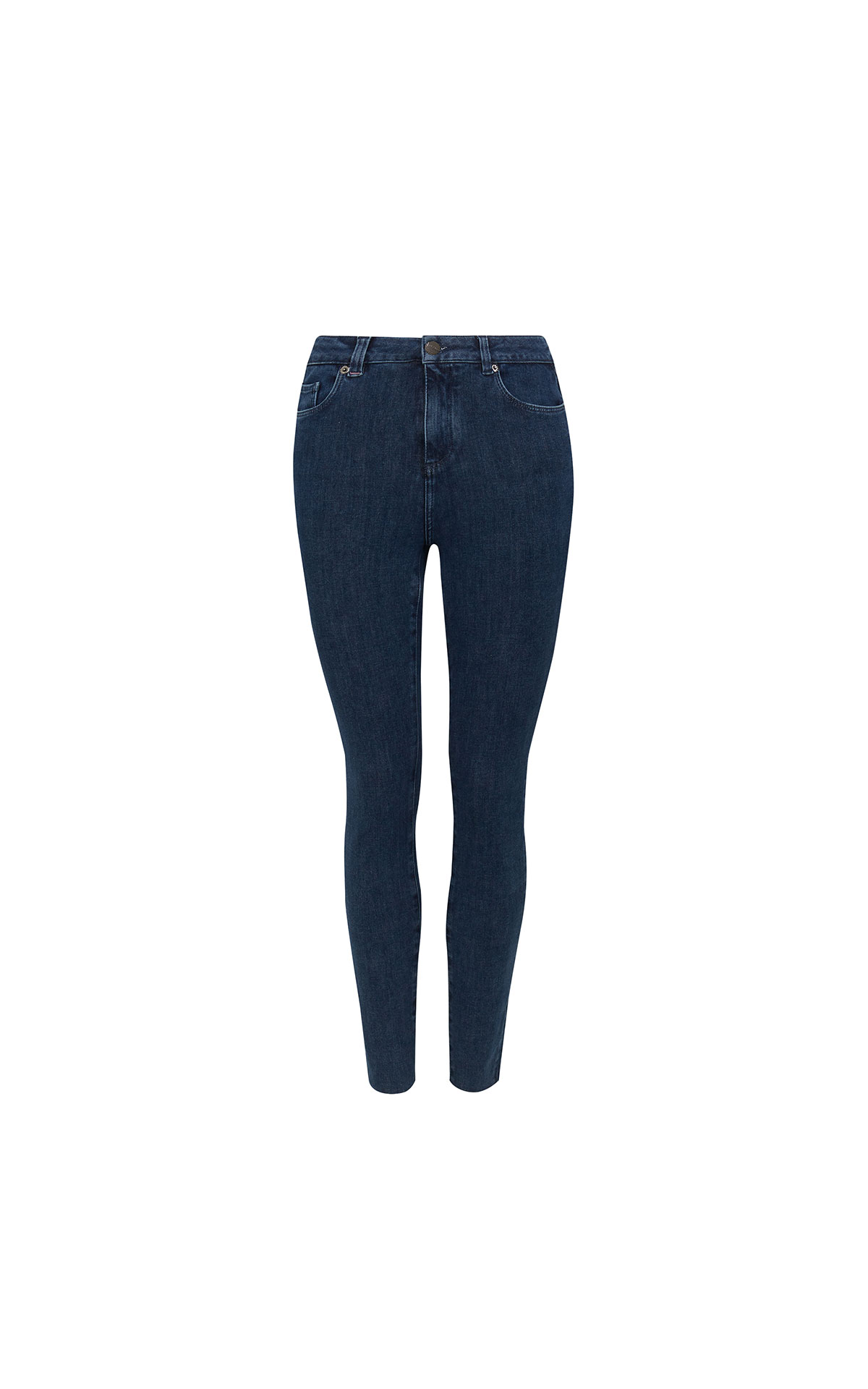 Ted Baker Magolo Raw Hem Skinny Womenswear Jean at The Bicester Village Shopping Collection