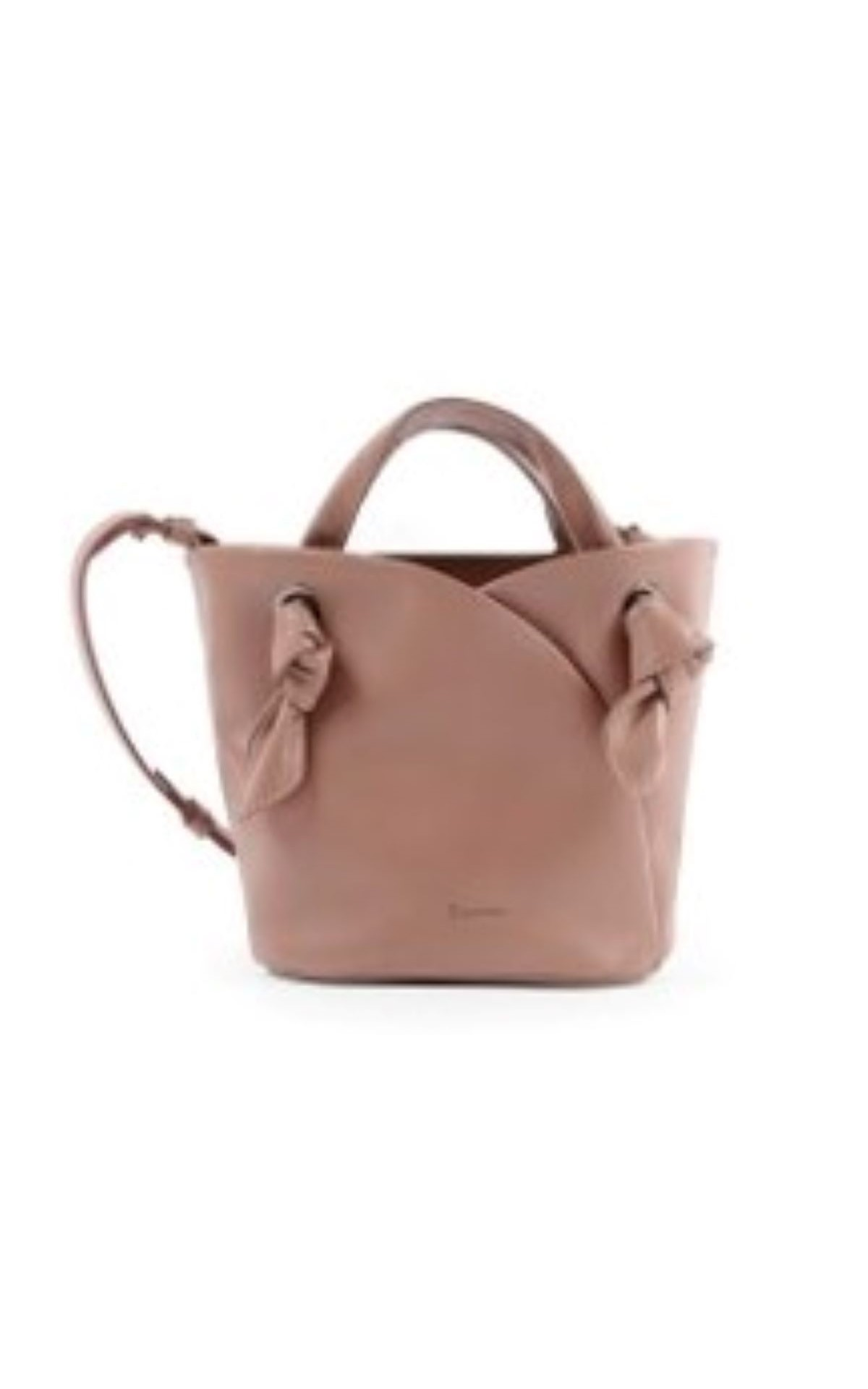 La Vallée Village Repetto Révérence Rose Romance small bag