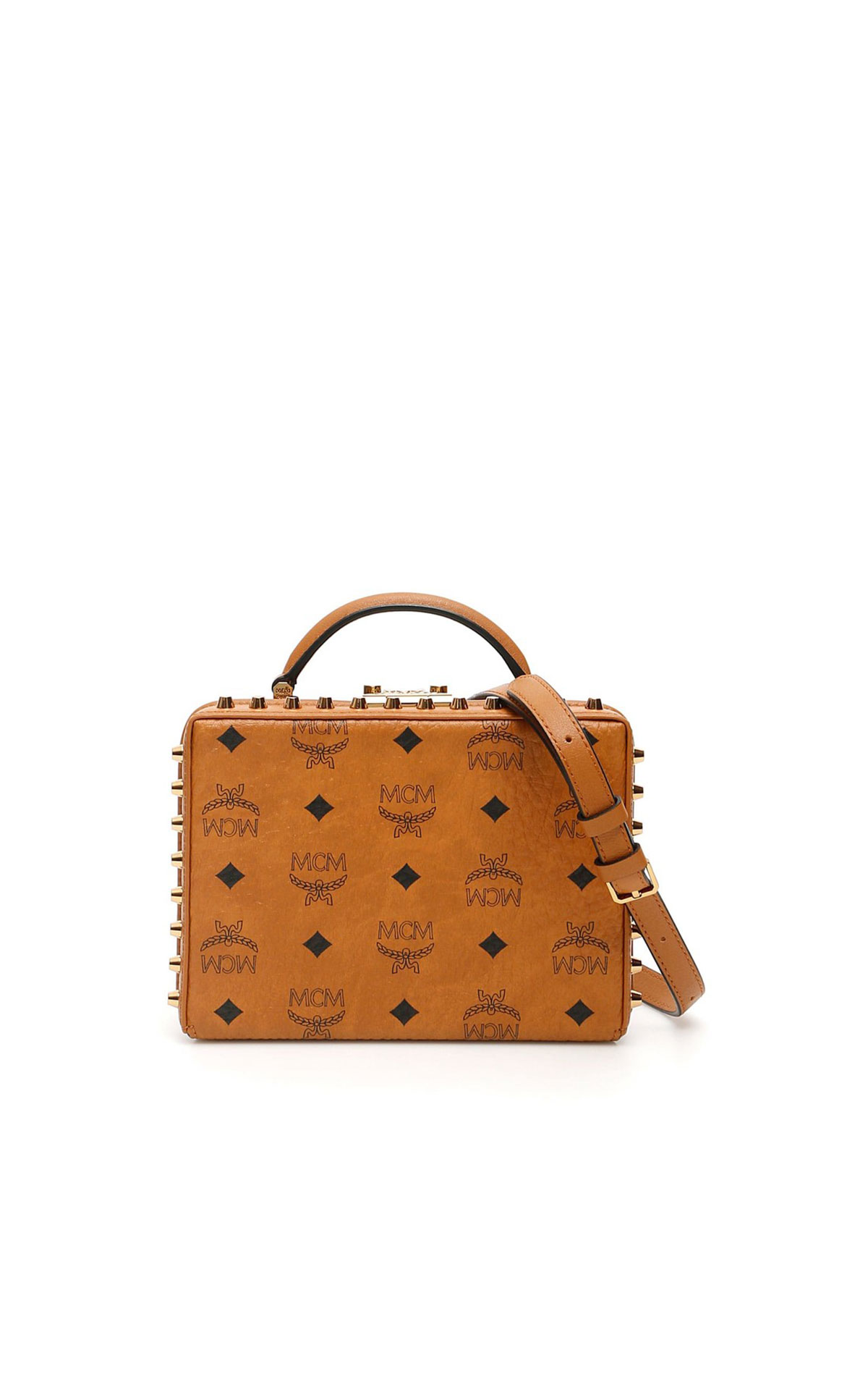 MCM Berlin box crossbody from Bicester Village