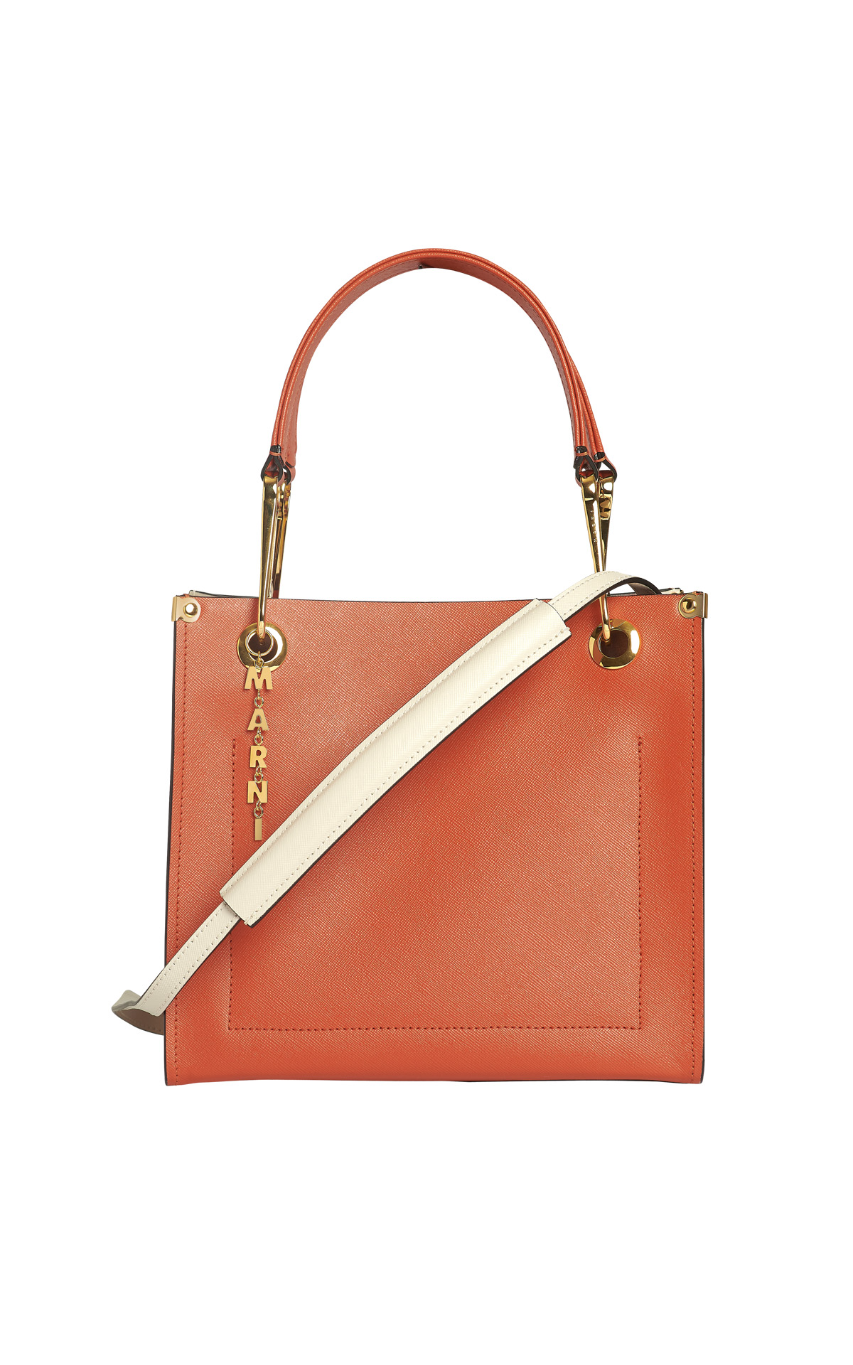 Orange bag Marni