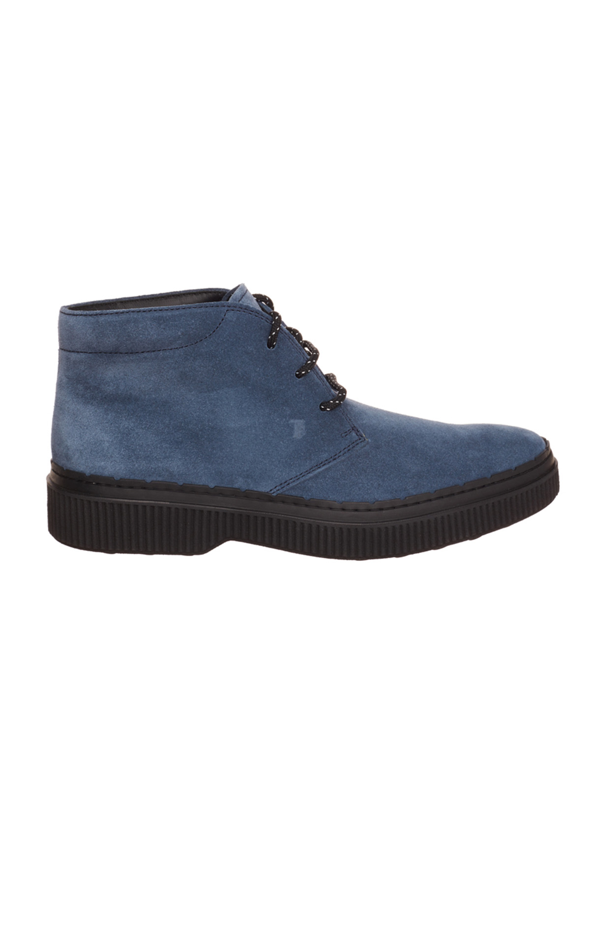 Tod's men's suede boots from Bicester Village