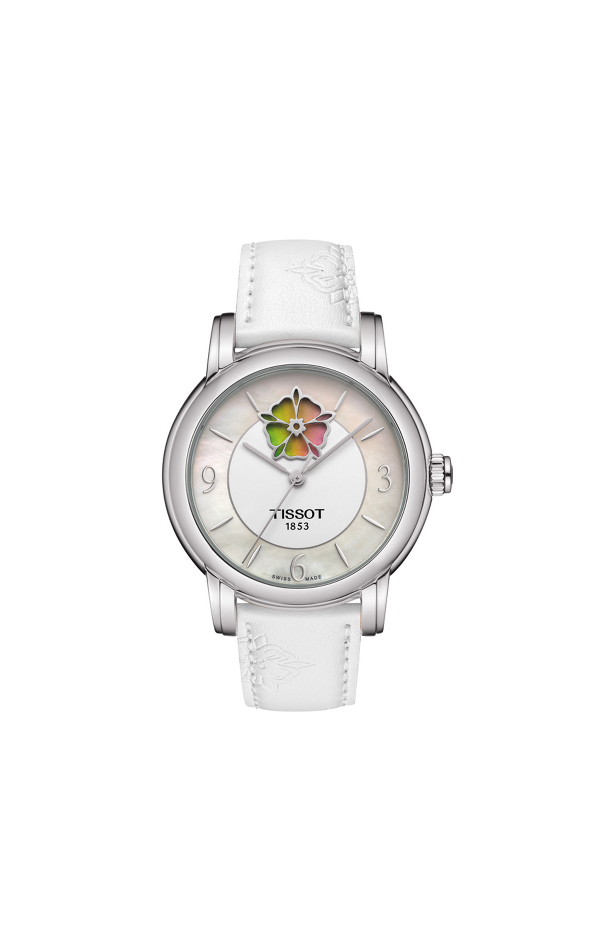 La Vallée Village Tissot Lady Heart Flower Powermatic