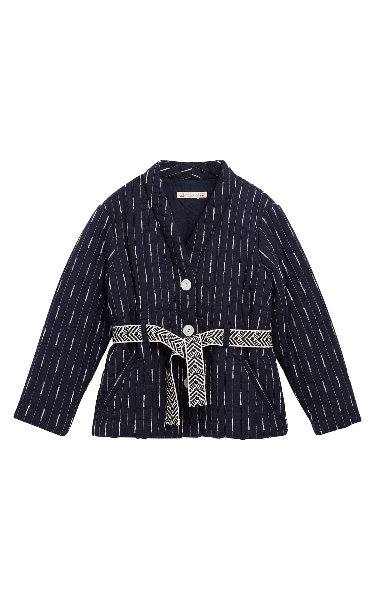 Bonpoint Tie waist jacket from Bicester Village