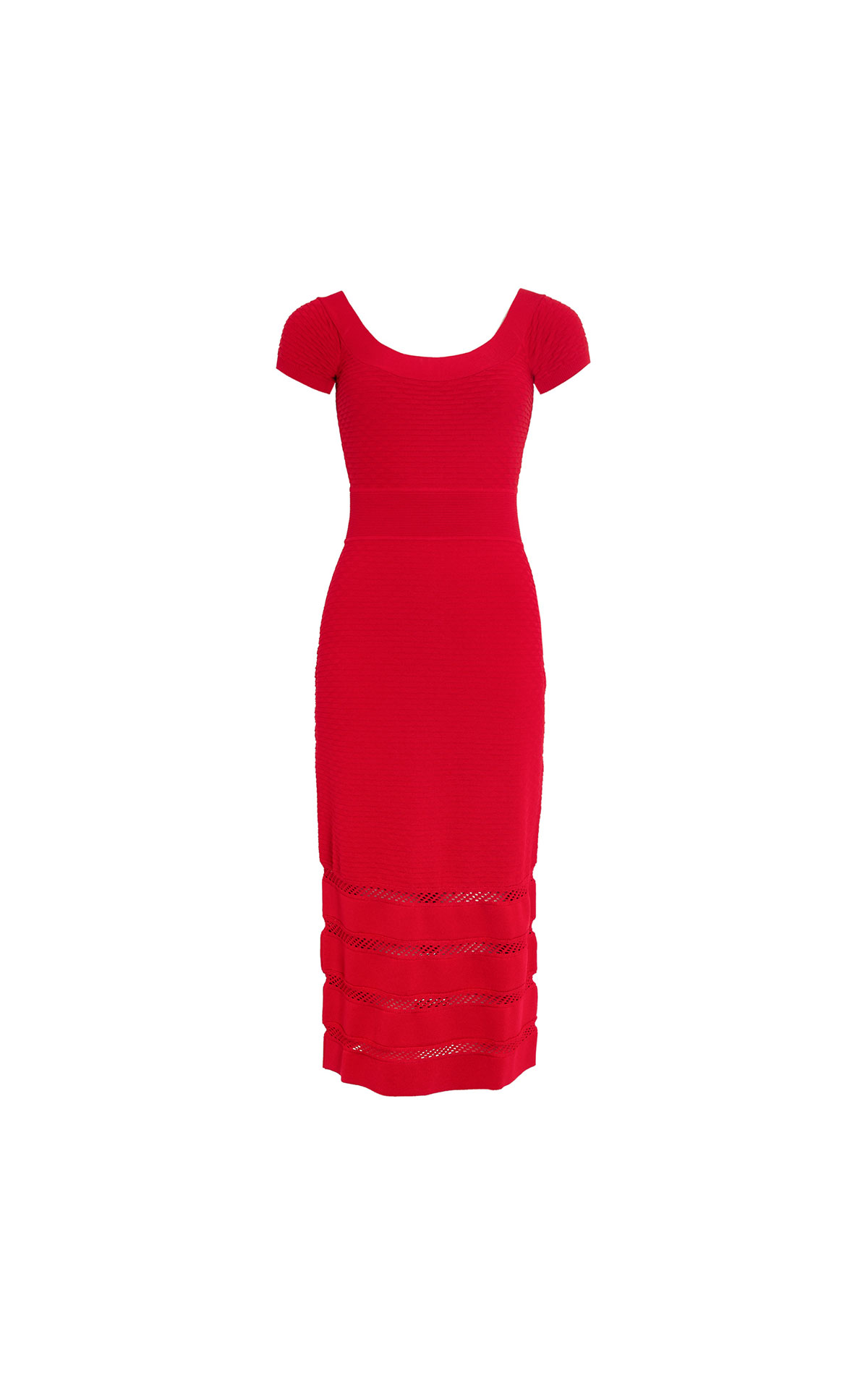 Temperley London Kasha knit dress from Bicester Village