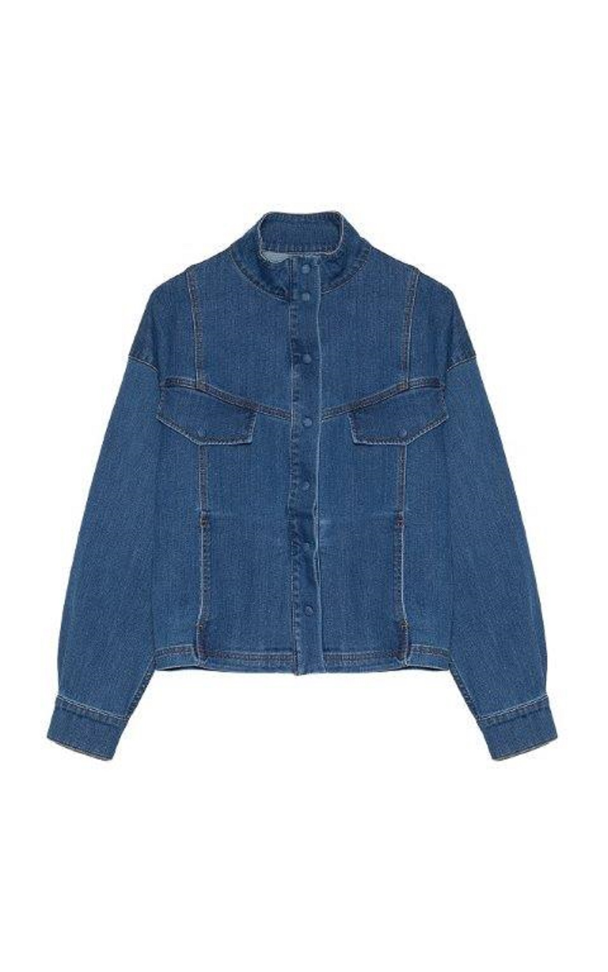 Denim shirt Roberto Verino