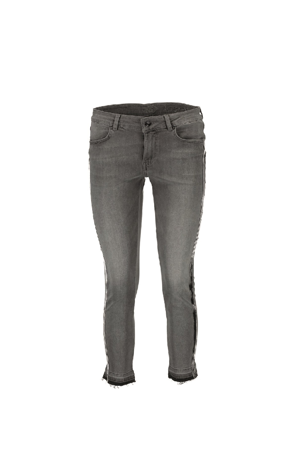 Grey denim jeans Escada