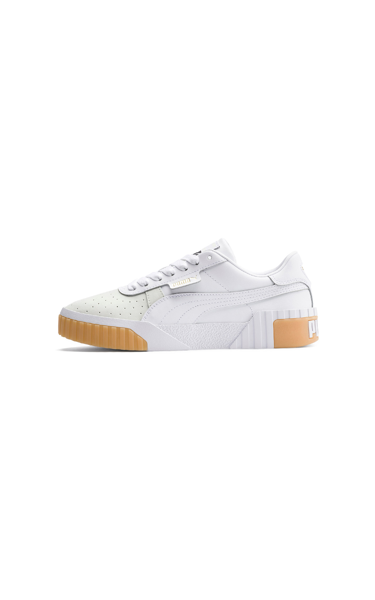 PUMA Cali exotic women's in white at The Bicester Village Shopping Collection