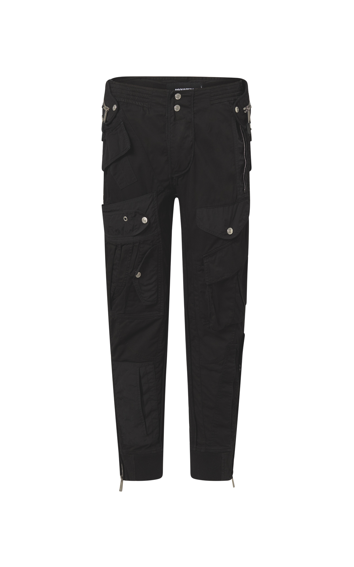 Black jeans with pockets Dsquared2