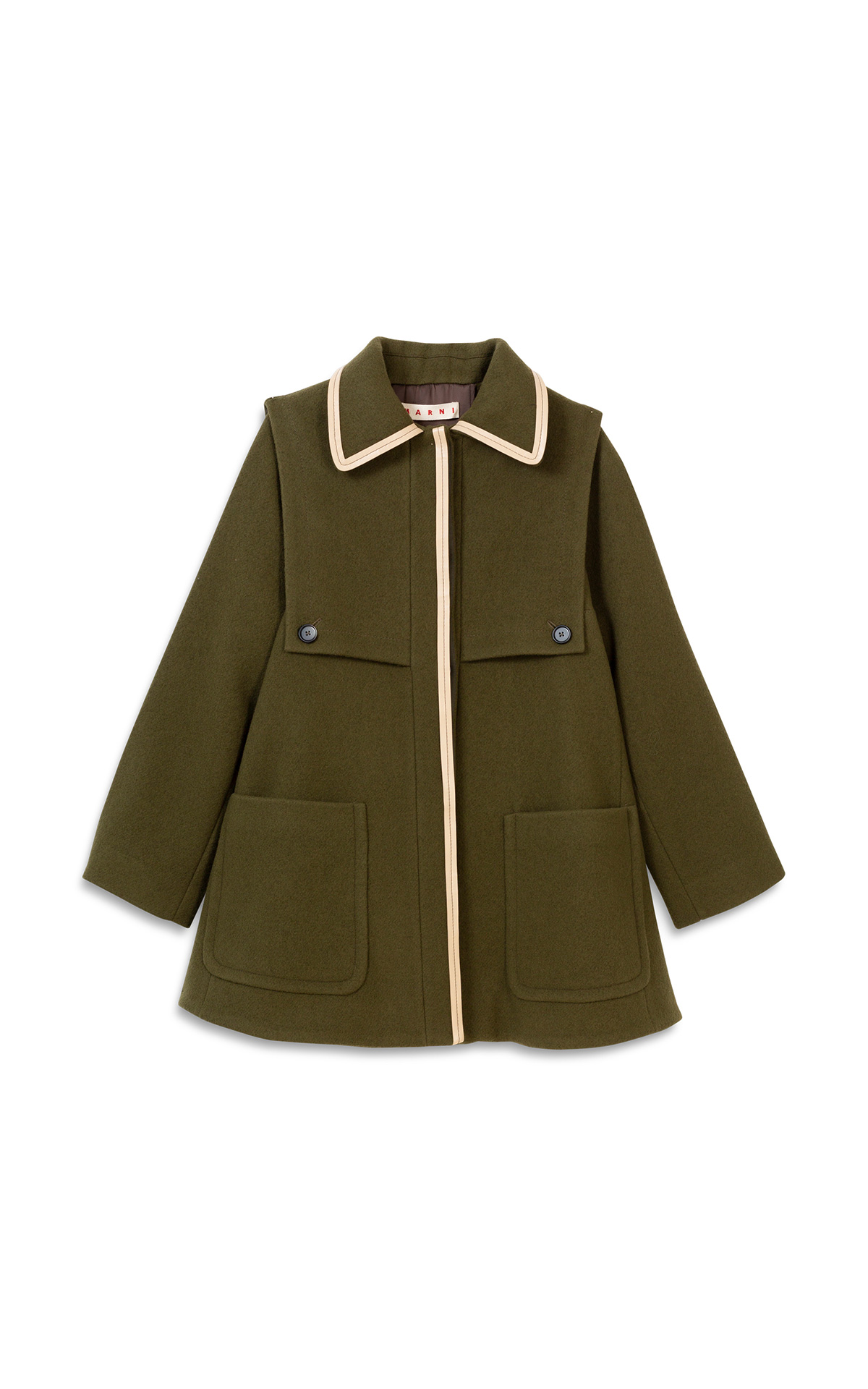 Marni Green coat