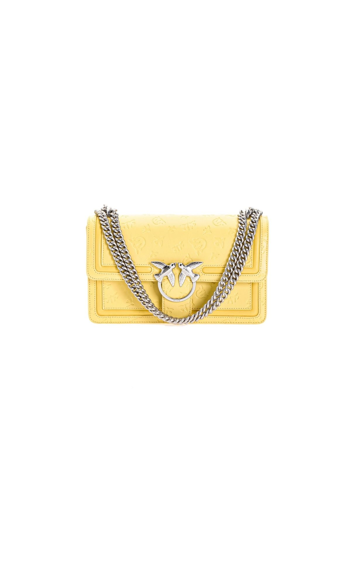 Yellow bag Pinko