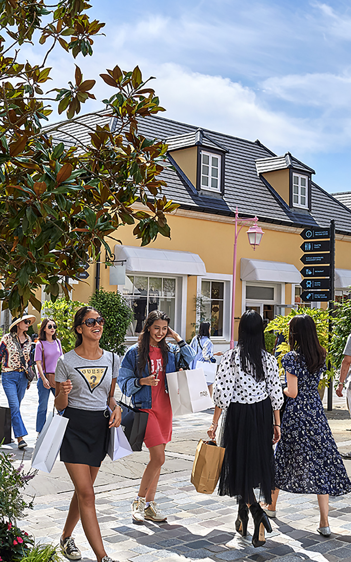 About Us The Bicester Village Shopping Collection