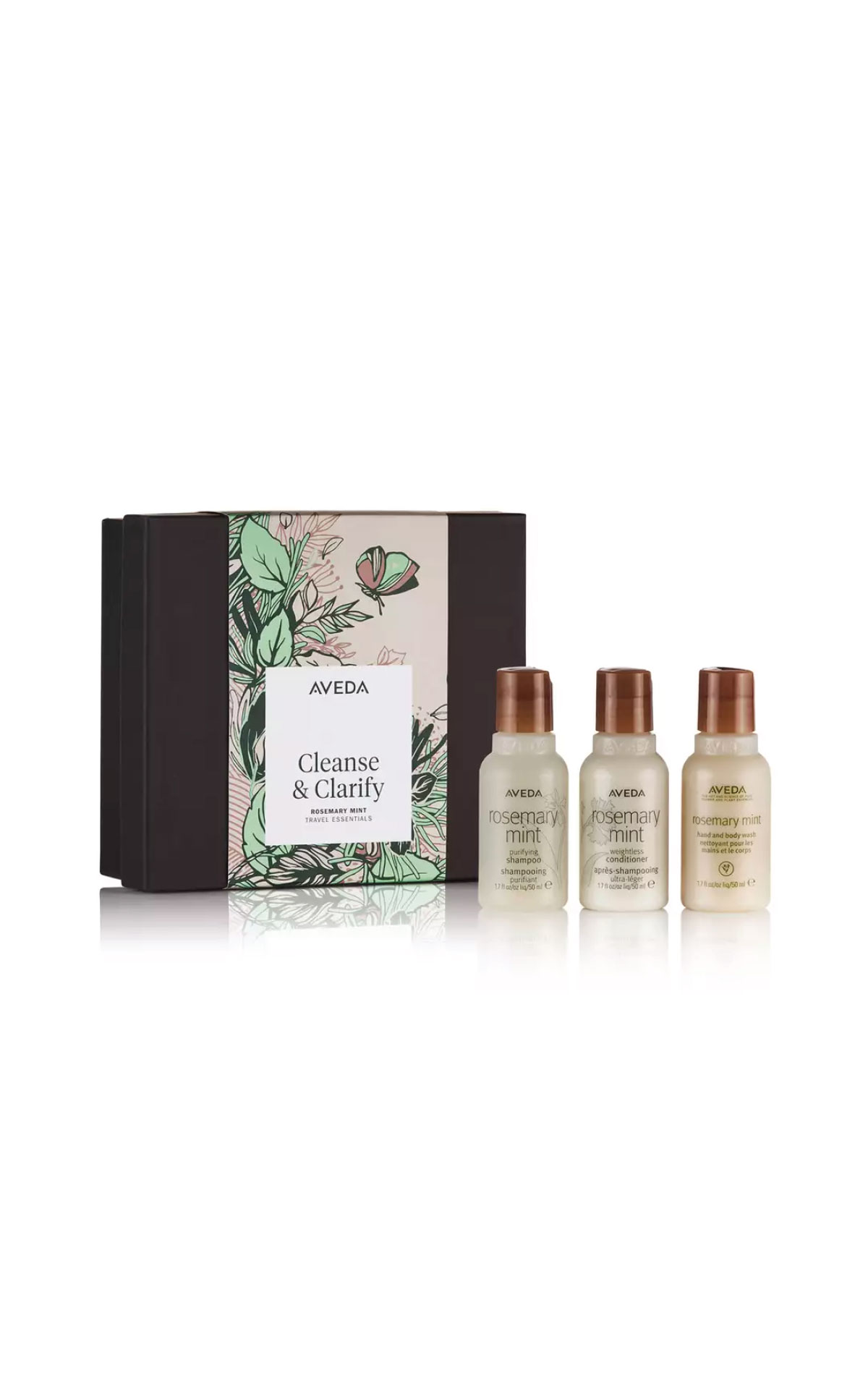 The Cosmetics Company Store Aveda cleanse and clarify set from Bicester Village