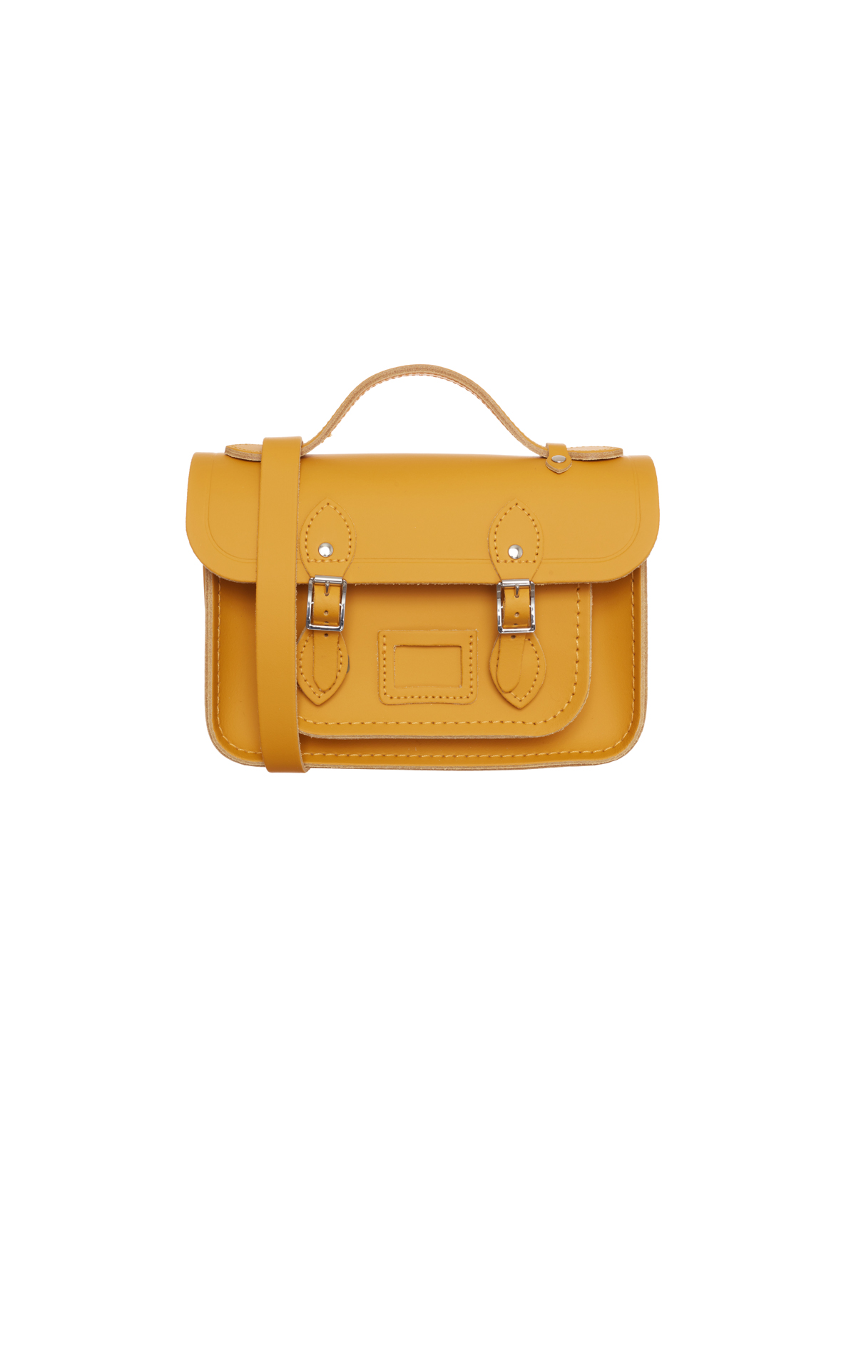 Cambridge Satchel Company Yellow mini satchel from Bicester Village