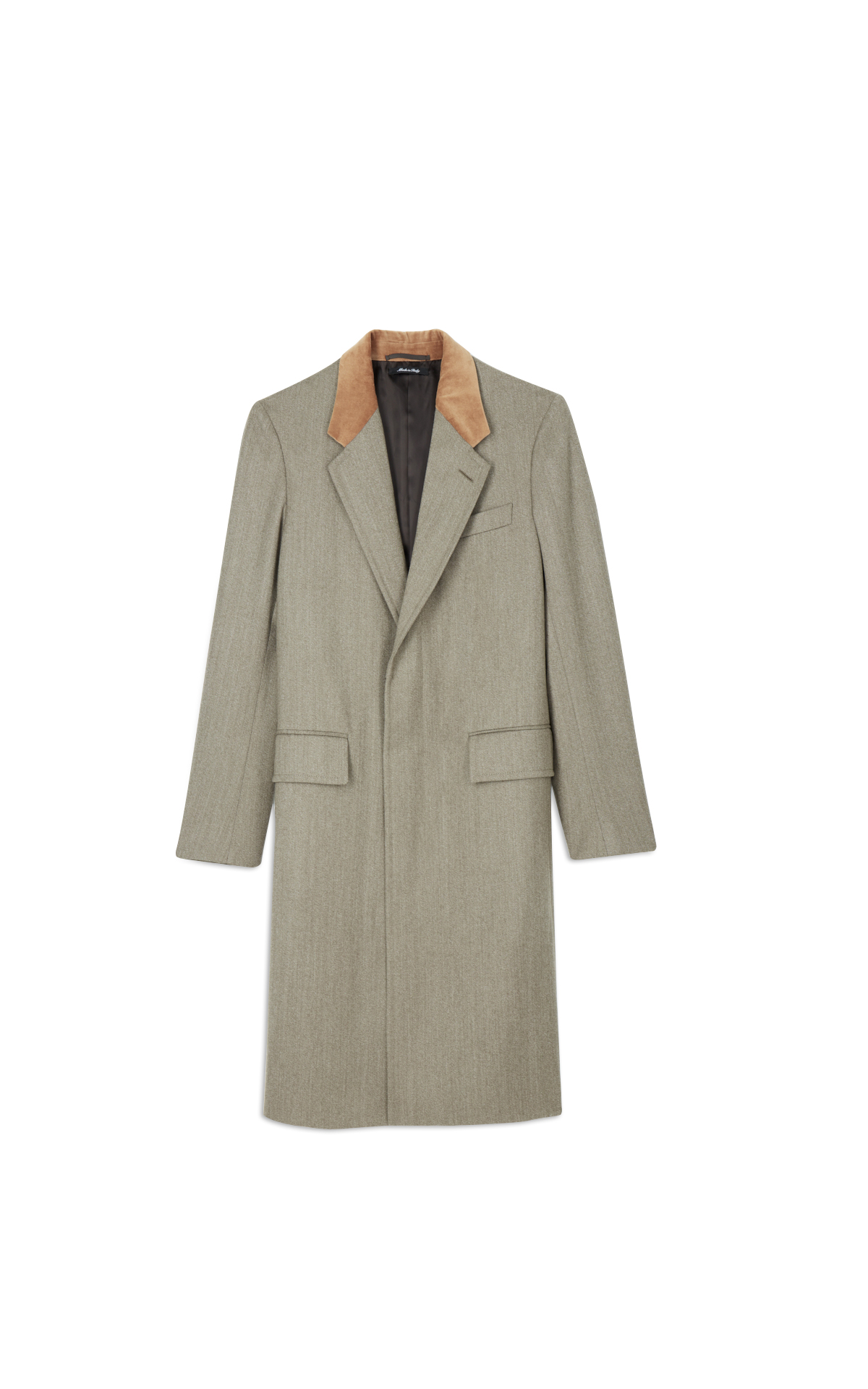 La Vallée Village Dunhill Wool coat
