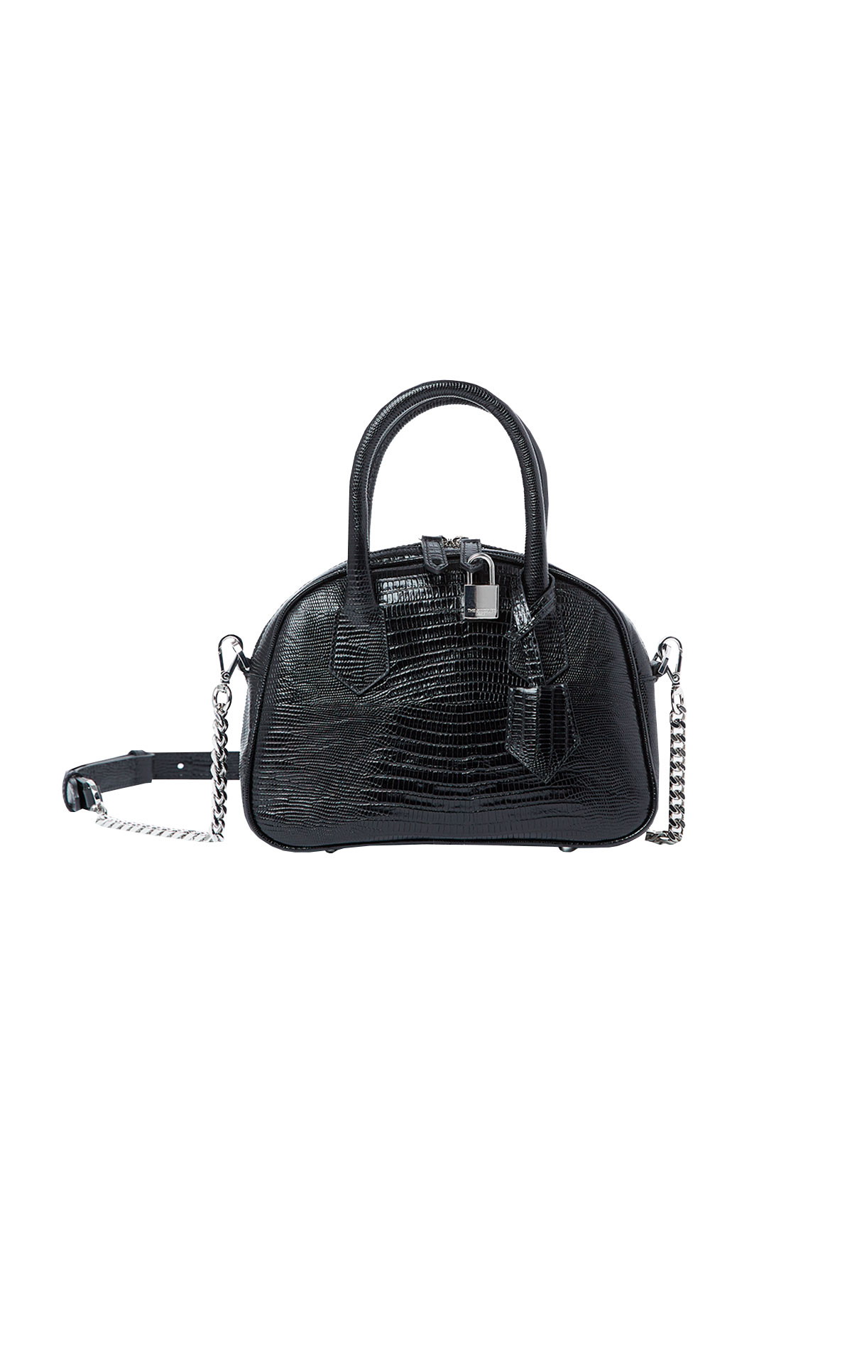 Black Irina bag The Kooples