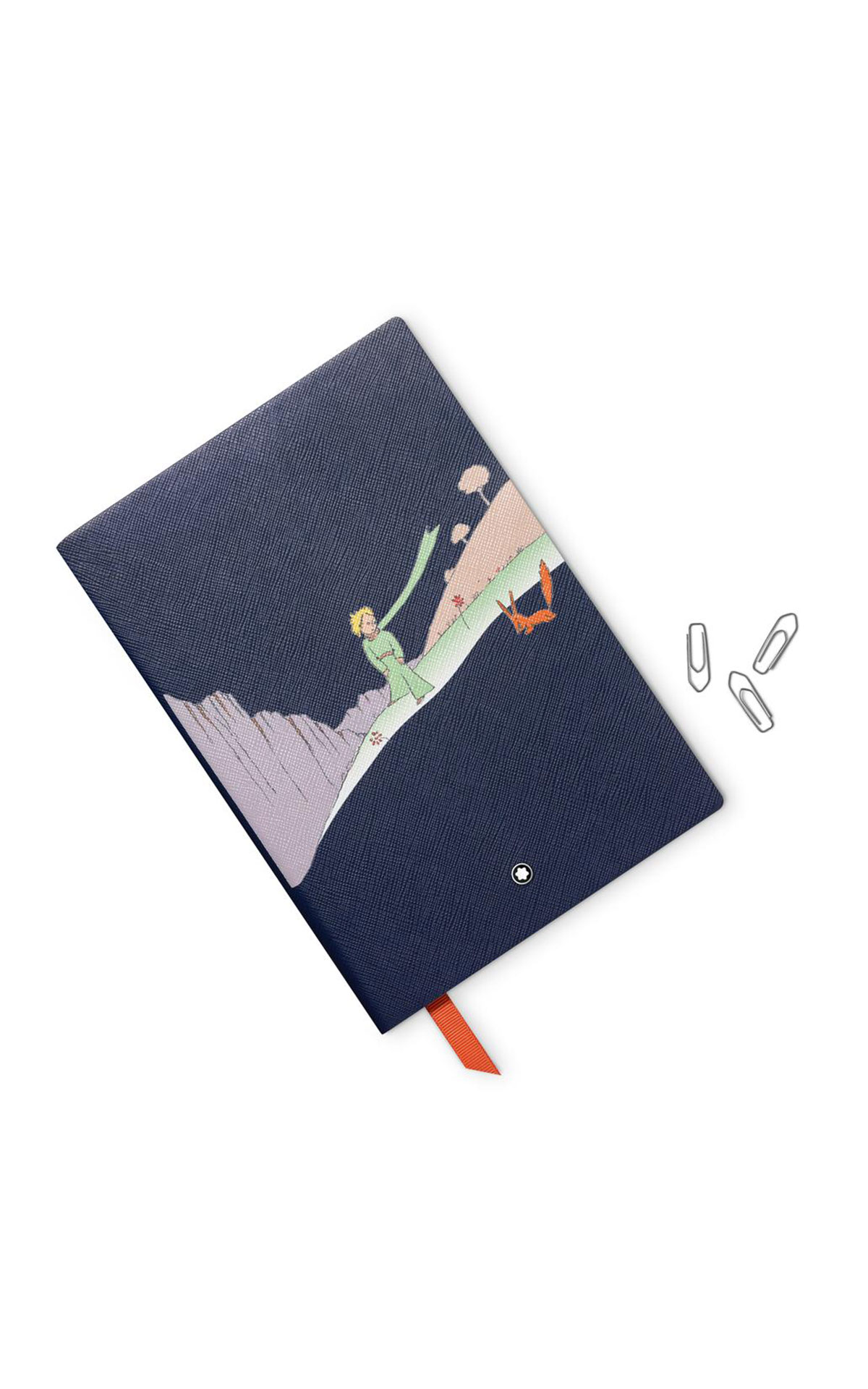 Montblanc Petit prince notebook from Bicester Village