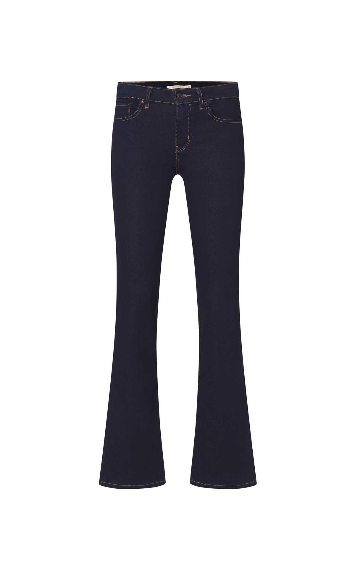 Black bell woman jeans Levi's