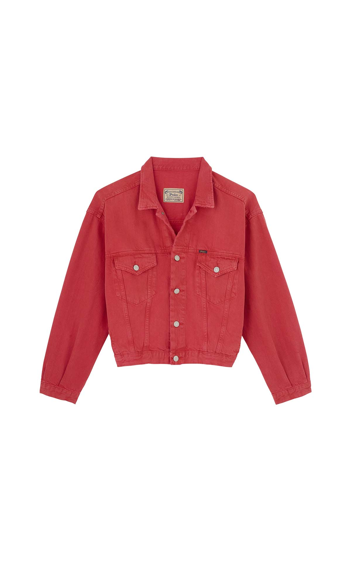 Polo Ralph Lauren Relaxed trucker jacket at The Bicester Village Shopping Collection