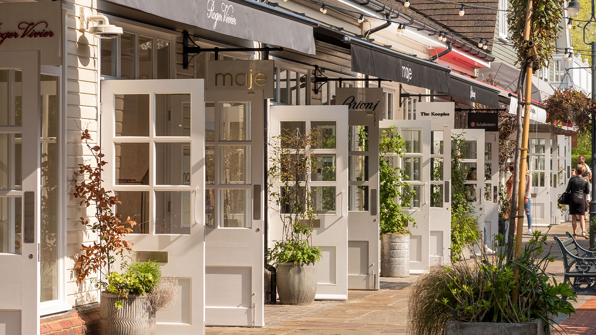 Boutique doors open at Bicester Village