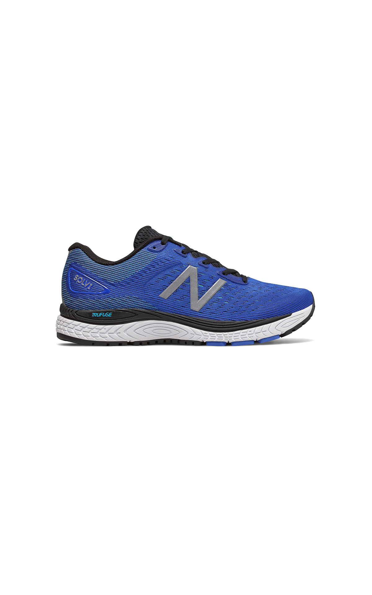 New Balance SOLVI V2 in blue at The Bicester Village Shopping Collection