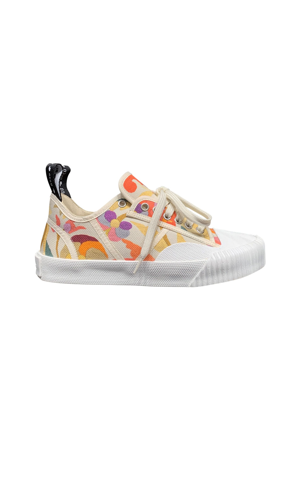 Sneakers with a flower print Etro