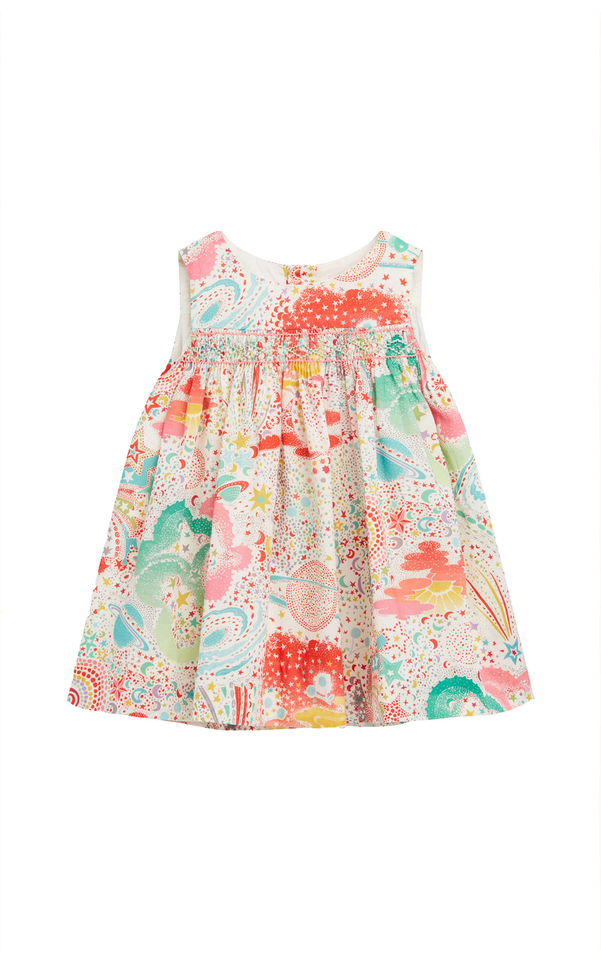 Bonpoint Floral dress from Bicester Village