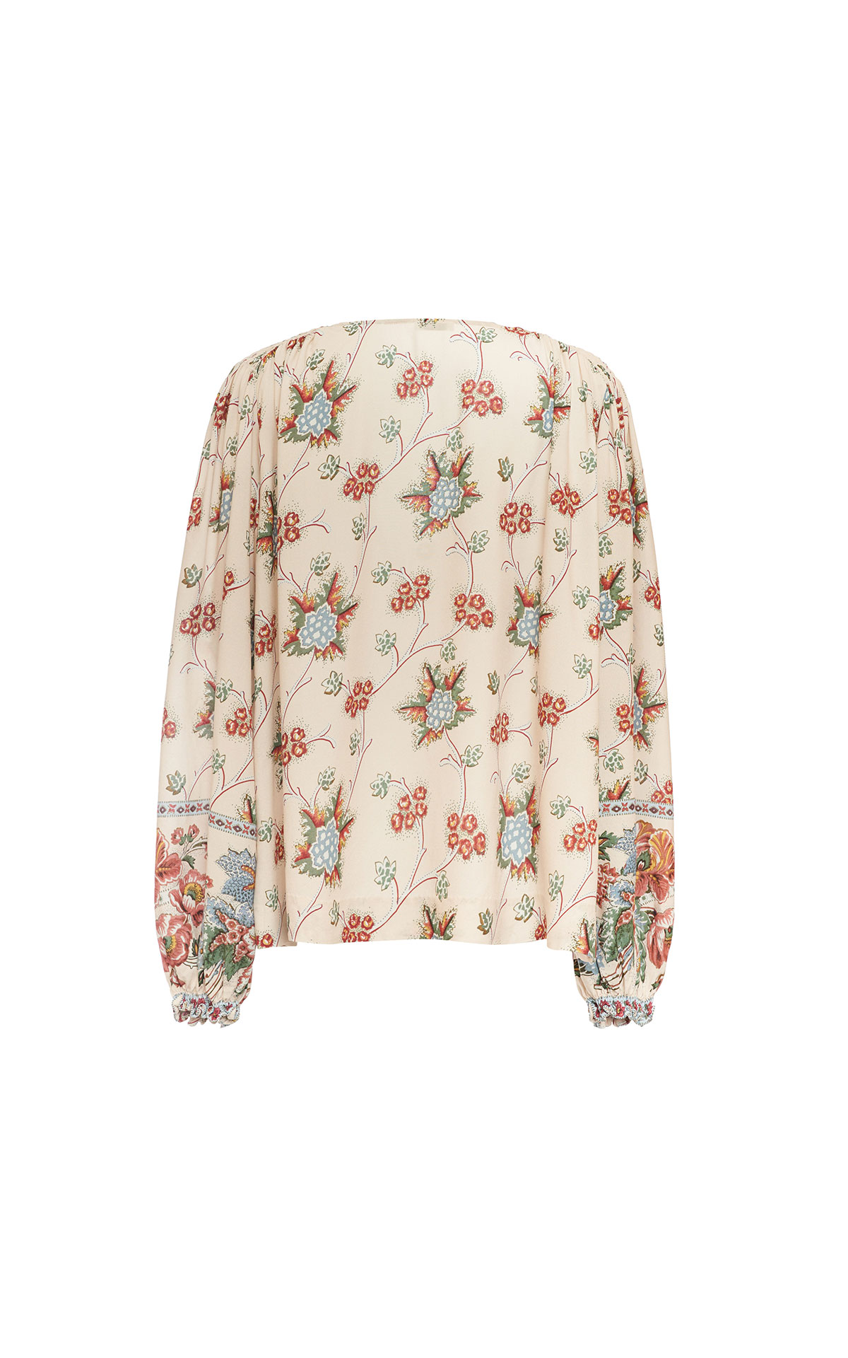 Barefoot Chic Vilshenko Amy blouse from Bicester Village