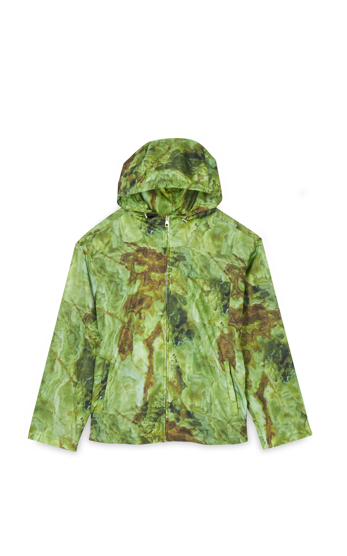 La Vallée Village Dunhill Green windcheater