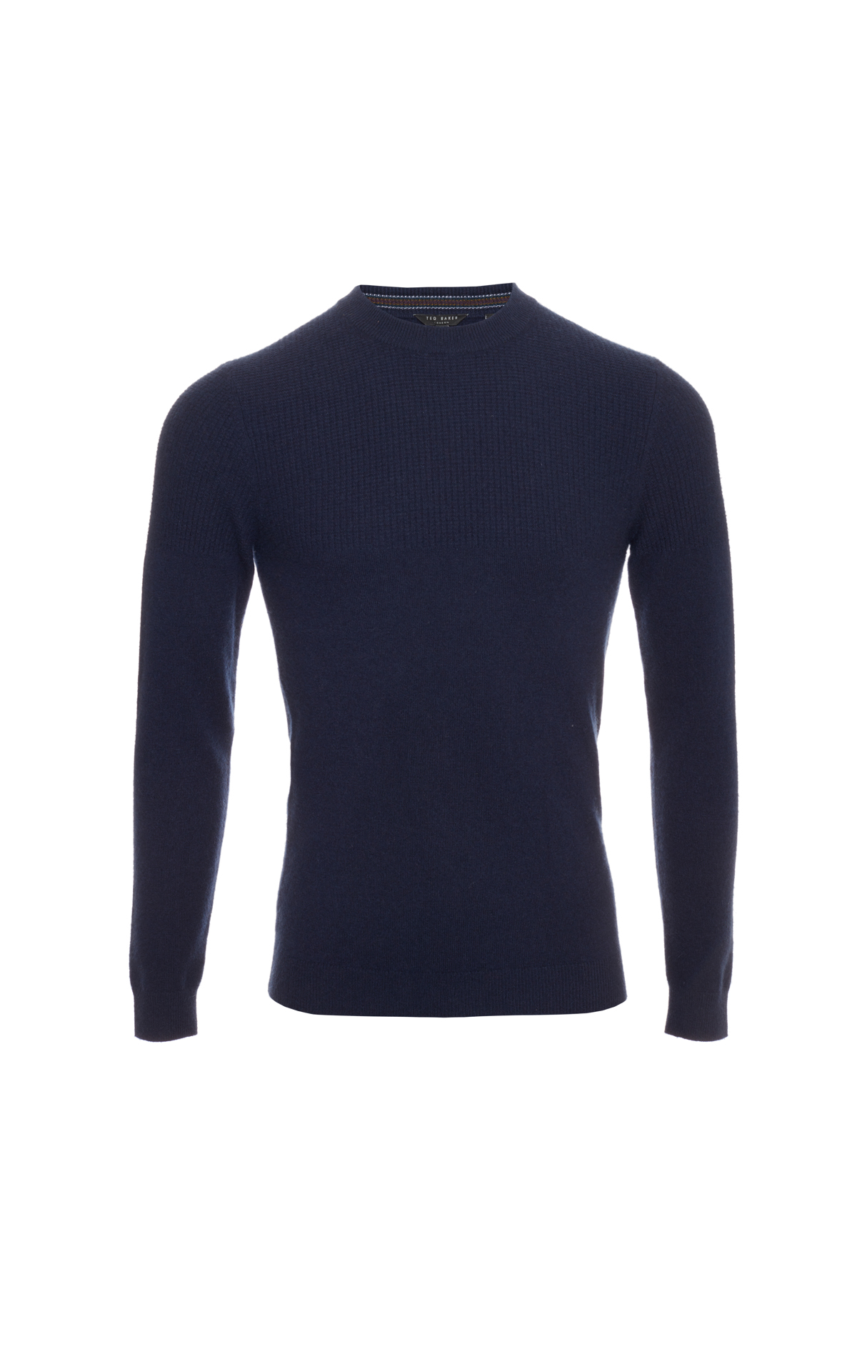 Ted Baker  Navy cashmere jumper from Bicester Village