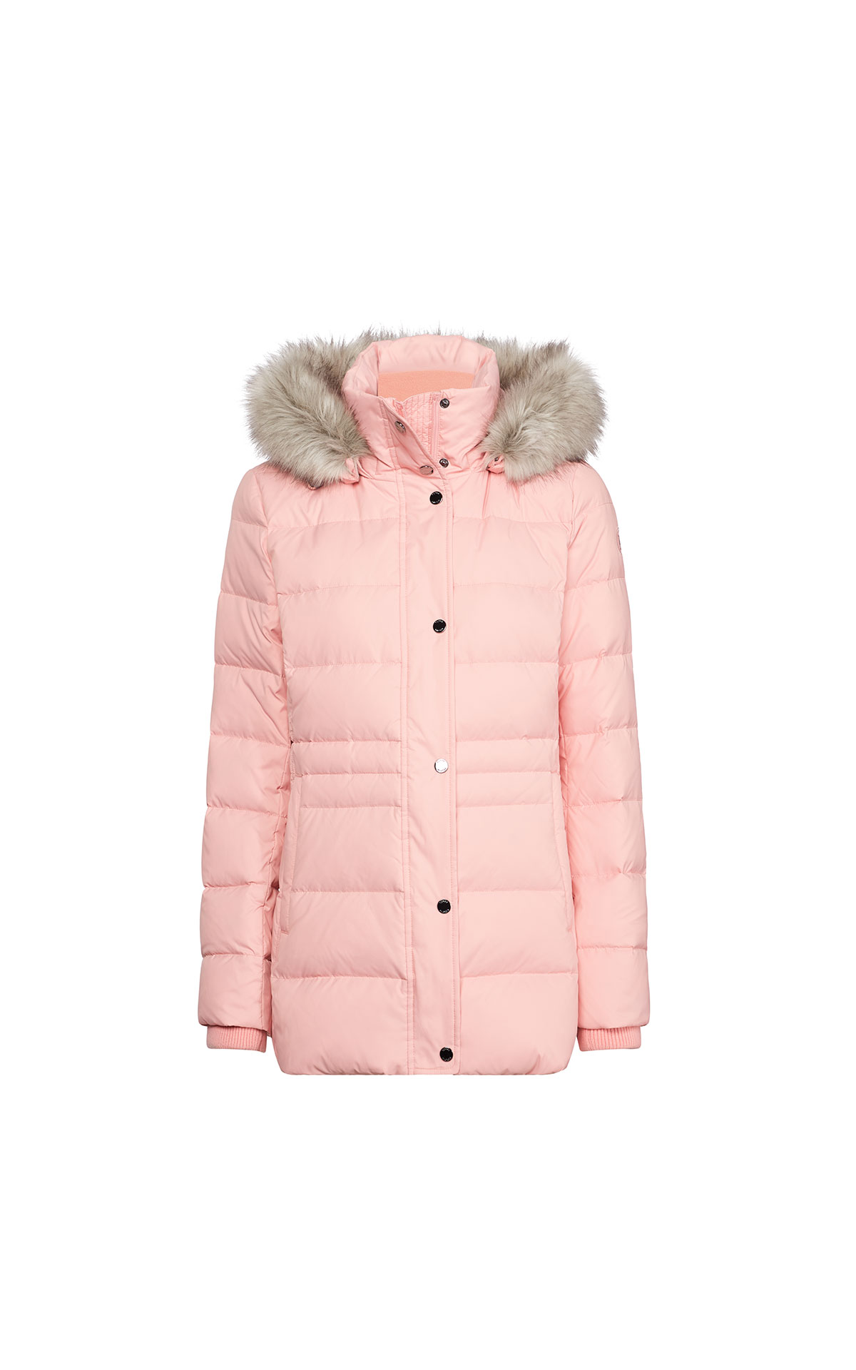 Tommy Hilfiger Womens tyra down jacket at The Bicester Village Shopping Collection