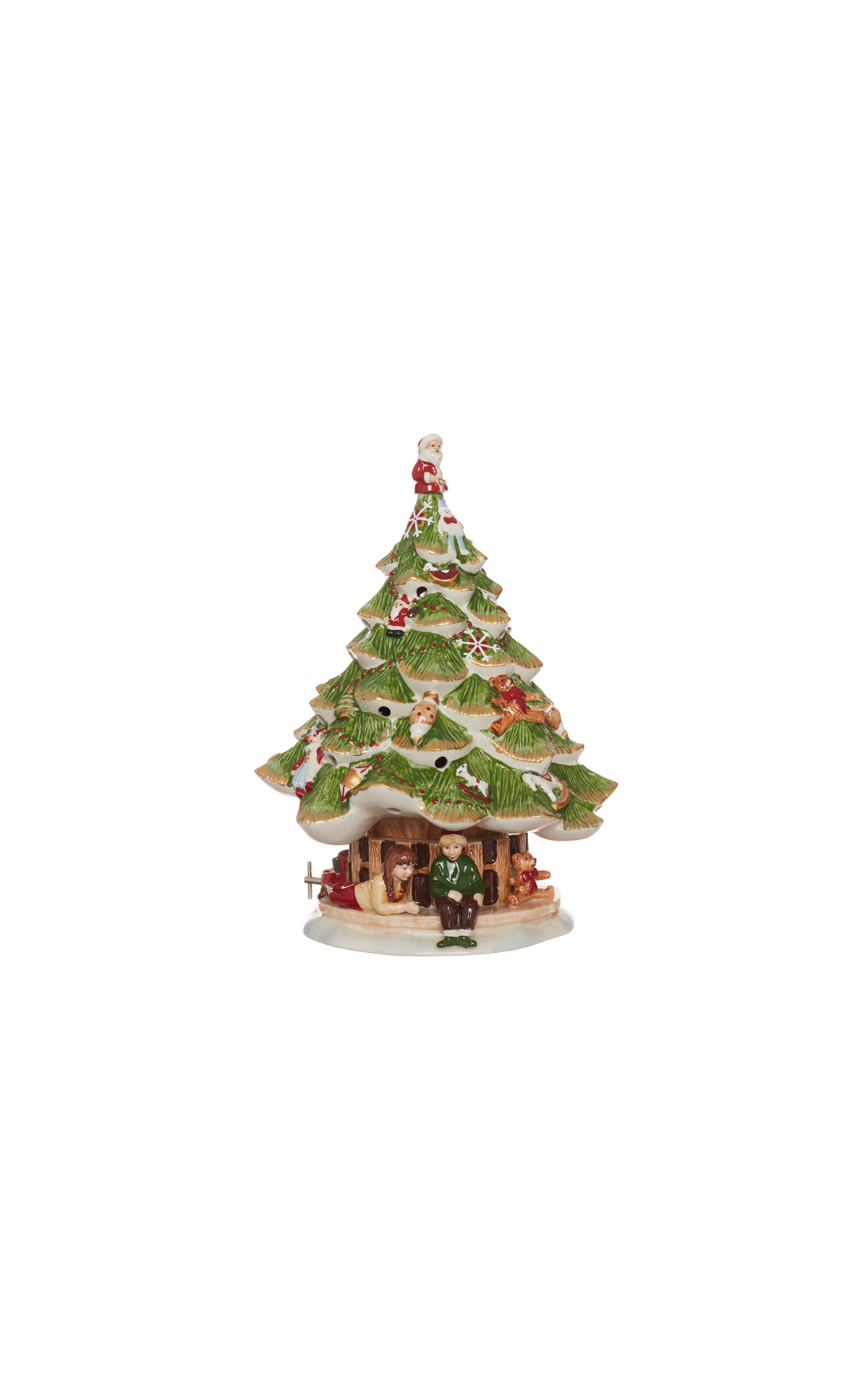 Villeroy & Boch Christmas toy memory from Bicester Village
