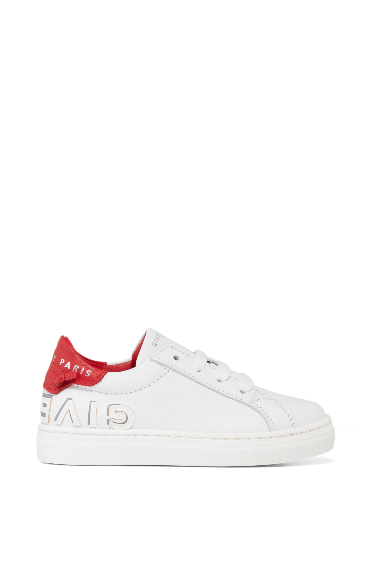 Givenchy kids Girl's white sneakers*